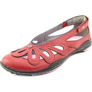 JBU by Jambu Juniper Women Open-Toe Synthetic Flats