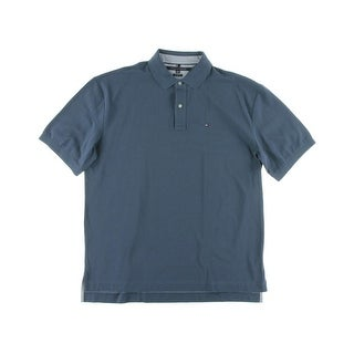 Tommy Hilfiger Mens Cotton Classic Fit Polo Shirt