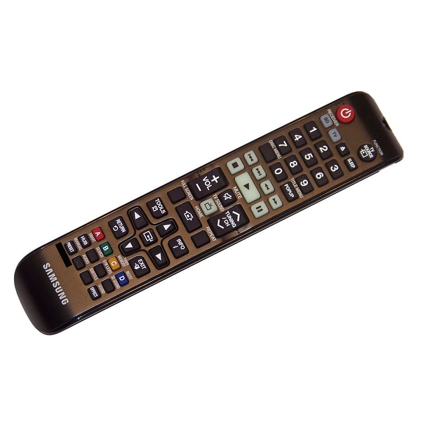 OEM Samsung Remote Control: HTF9730W, HT-F9730W