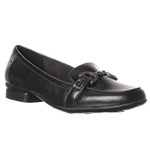LifeStride Womens Elegant Closed Toe Loafers