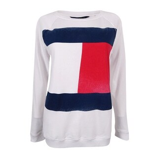 Tommy Hilfiger Women's Flag Sweatshirt