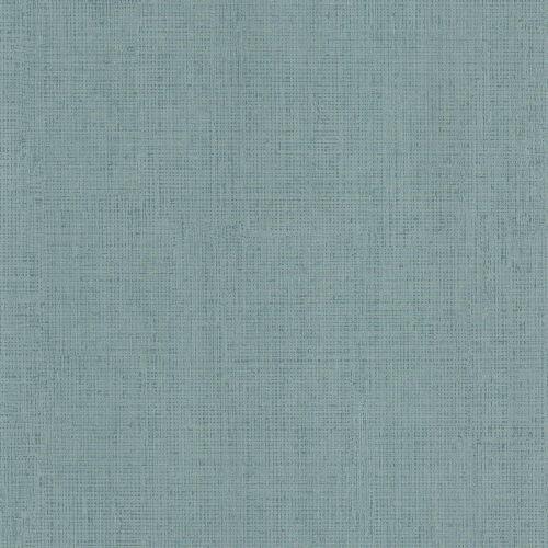 Brewster 2623-001112 Fintex Teal Woven Texture Wallpaper - N/A