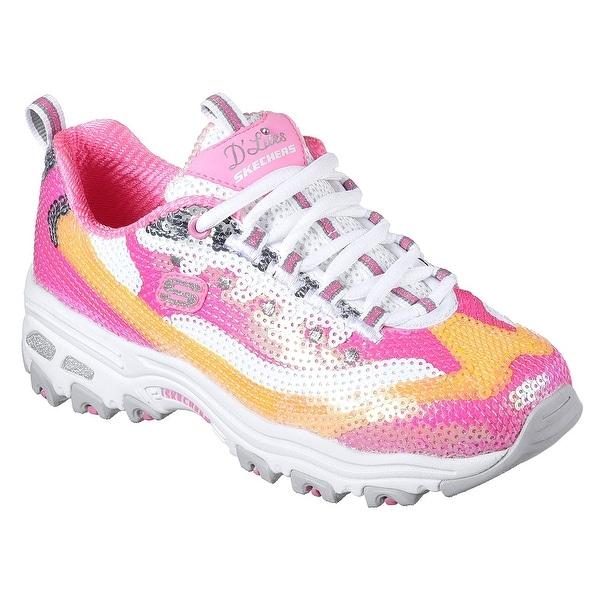 Shop Skechers Girl s D lites - Made To Shine abadc60dae0e