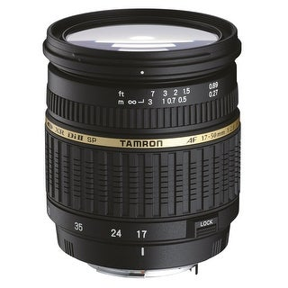 Tamron SP AF 17-50MM F/2.8 XR Di II LD Aspherical (IF) for Sony (Model A16) - International Version (No Warranty)