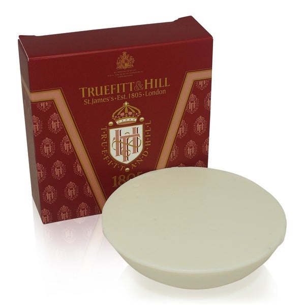 Truefitt & Hill 1805 Luxury Shave Soap Refill - 99 gm