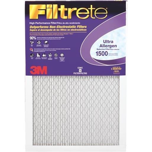 3M 14X30x1 Allergen Filter 2024DC-6 Unit: EACH