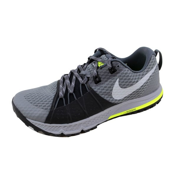 a78c3c622c9a7 Shop Nike Men s Air Zoom Wildhorse 4 Black White-Black-Team Orange ...