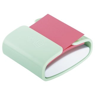 Post-it Pop Up Note Dispenser with Note Pad, Mint
