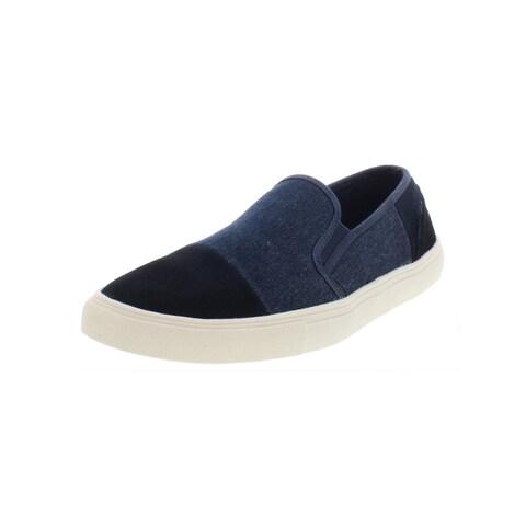 Nautica Mens Kapena Fashion Sneakers Low-Top Casual