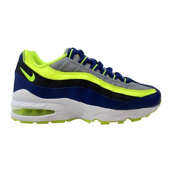 sale retailer c64a8 417f2 Nike Air Max   x27 95 Wolf Grey Volt-Gym Blue-