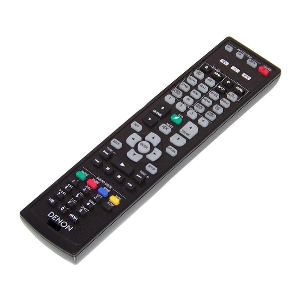 OEM Denon Remote Originally Shipped With: AVRX4100W, AVR-X4100W, AVRX4200W, AVR-X4200W