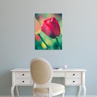 Easy Art Prints Sonja Quintero's 'Tulip Sway II' Premium Canvas Art