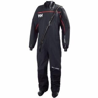 Helly Hansen Mens Hydro Power Drysuit 2 Ebony - XL