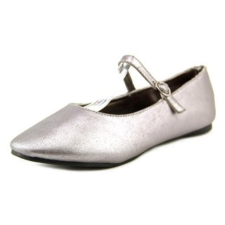 Kenneth Cole Reaction Last Tap Round Toe Synthetic Mary Janes