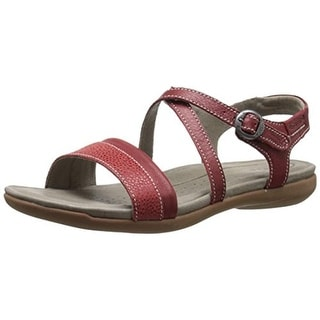 Keen Womens Rose City Flats Leather
