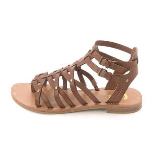 G By Guess Harlaa Synthetic Gladiator Sandal