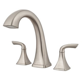Pfister RT6-5BS  Bronson Deck Mounted Roman Tub Filler Trim with Lever Handles