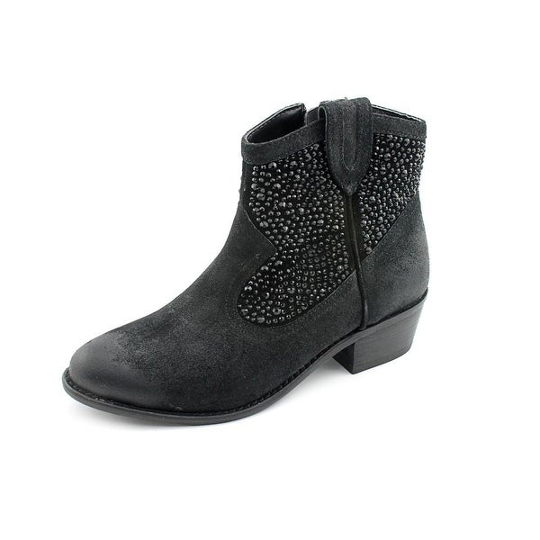 INC International Concepts Cayne2 Womens Black Boots
