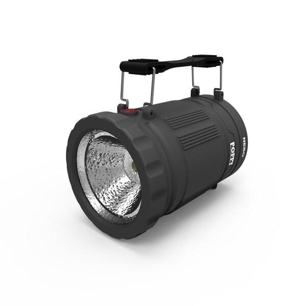 Nebo 6595 Poppy LED Spot Light Flashlight Pop-up Lantern, Grey