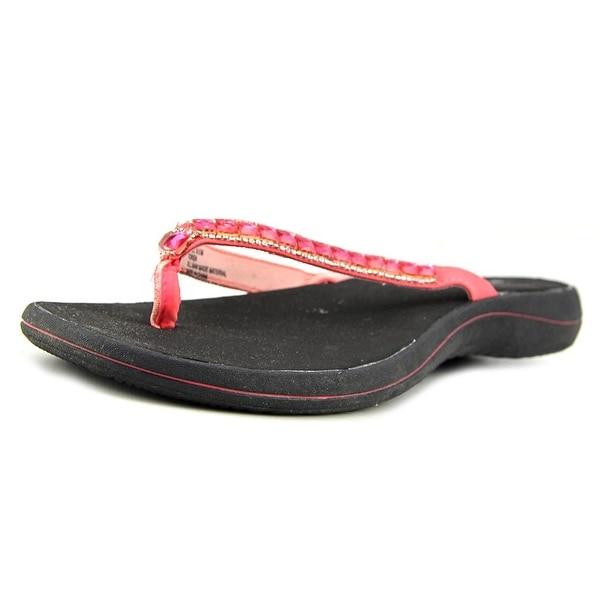 Easy Street Token Women Coral Sandals