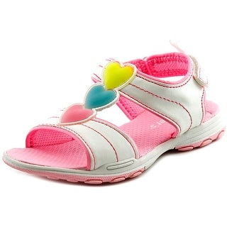 Carter's Sparkly2 Youth Open-Toe Synthetic Pink Sport Sandal