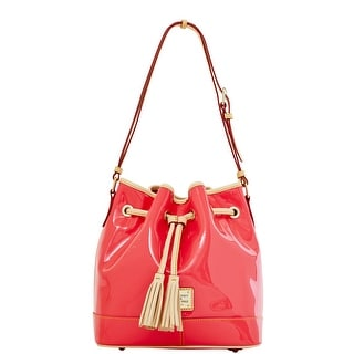 Dooney & Bourke Patent Drawstring (Introduced by Dooney & Bourke at $228 in Jan 2012) - Bubble Gum