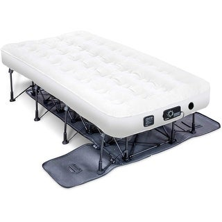 Link to Ivation EZ-Bed (Twin) Air Mattress with Deflate Defender™ - Beige Similar Items in Bedroom Furniture
