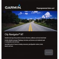 Garmin City Navigator Europe NT Navigational Software for UK/Ireland