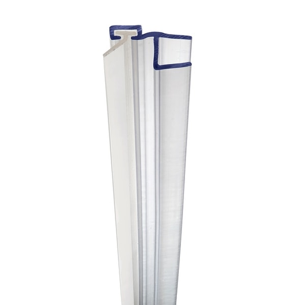 """Clear Acrylic Strike Jamb 80"""" Long. Opens flyout."""
