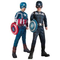 Reversible Captain America
