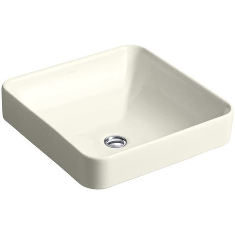 "Kohler K-2661 Vox 15-3/4"" Vessel Sink with Overflow"