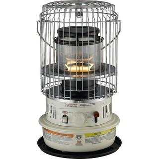 Dyna-Glo WK11C8 10500 BTU Indoor Kerosene Radiant Heater - grey