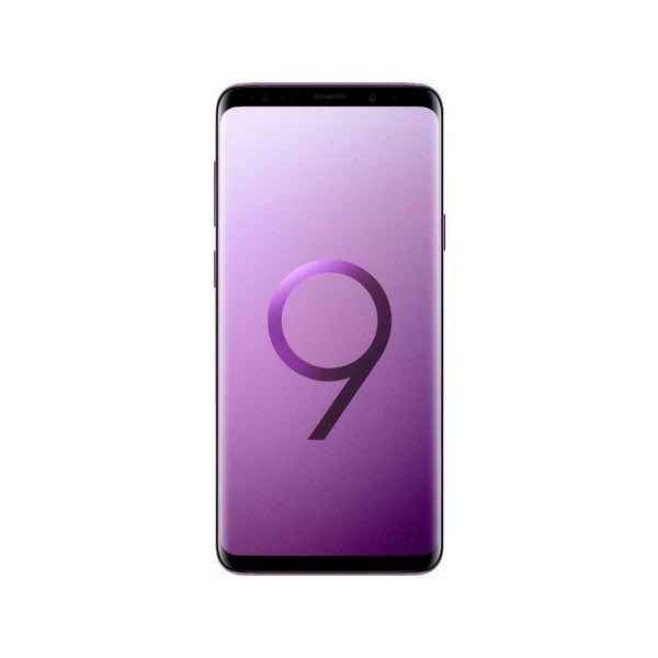 Samsung Galaxy S9 Plus S9+ 64GB Lilac Purple Refurbished Fully Unlocked Phone. Opens flyout.