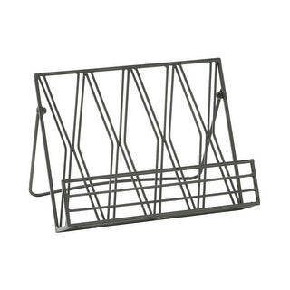 Link to Metal Diamond Cookbook Stand Similar Items in Kitchen Storage