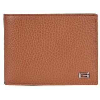 Gucci Men's 150403 Saffron Tan Leather G Logo Bifold Wallet W/Coin Pocket https://ak1.ostkcdn.com/images/products/is/images/direct/6eabe71c0a21ebd98e3a0f474d72e185362f9367/Gucci-Men%27s-150403-Saffron-Tan-Leather-G-Logo-Bifold-Wallet-W-Coin-Pocket.jpg?impolicy=medium