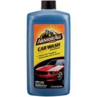 Armor All 25024 Car Wash Concentrate Liquid, 24 Oz