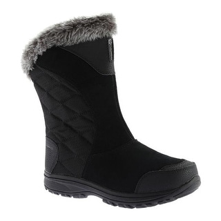 Columbia Women's Ice Maiden II Slip Boot Black/Shale