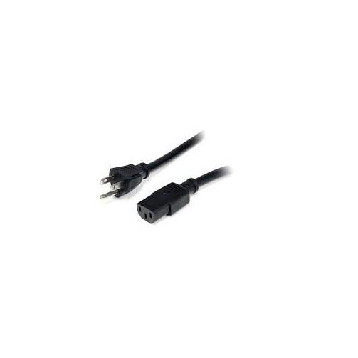 Startech - Pxt1011410 10Ft Computer Power Cordnnema5-15P To C13 14Awg