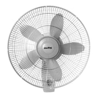 Air King 9018 18 Inch 1970 CFM 3-Speed Commercial Grade Oscillating Wall Mounted Fan