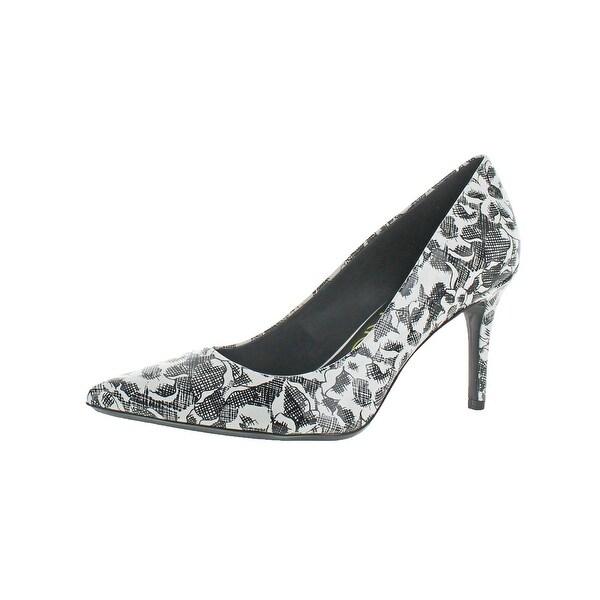 Calvin Klein Womens Gayle Heels Stiletto Dress