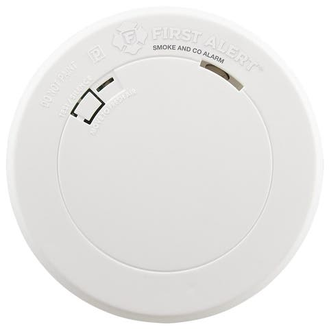 First Alert BRK PRC700 Battery-Operated Smoke and Carbon Monoxide Alarm