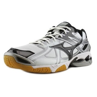 Mizuno Wave Bolt 4 Men Round Toe Synthetic Multi Color Tennis Shoe