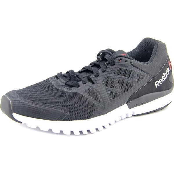 096bd9f6b262 Reebok Twistform Blaze 2.0 MTM Women Round Toe Synthetic Black Running Shoe