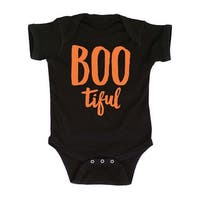 Bootiful-Infant One Piece Tee Shirt