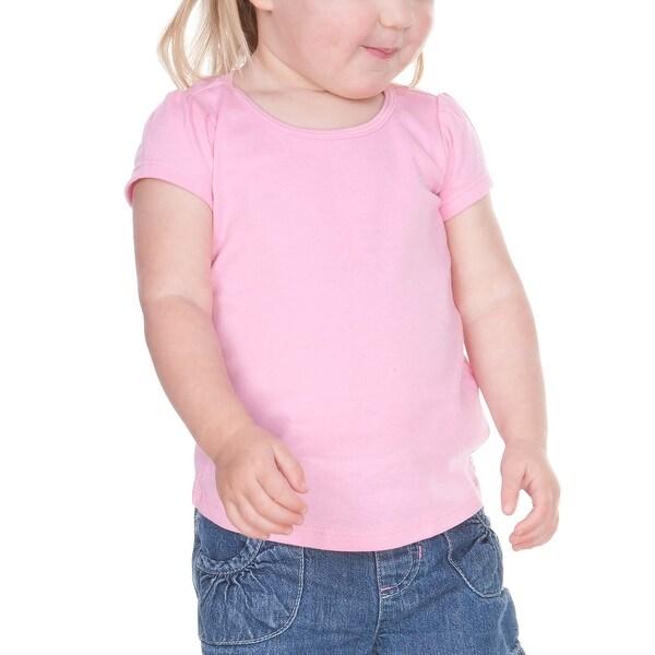 Kavio! Infants Scoop Neck Puff Sleeve