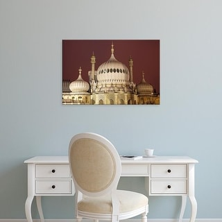 Easy Art Prints David Wall's 'The Royal Pavilion' Premium Canvas Art