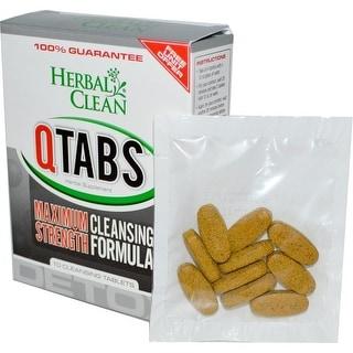 B.N.G. Herbal Clean Quick Tabs 1 Hour 10 Tab