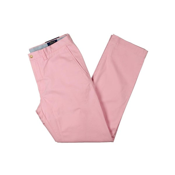822d6db81 Shop Polo Ralph Lauren Mens Chino Pants Straight Fit Khaki - 34 32 ...