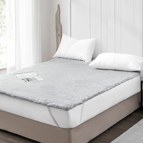 Chunky Bunny - Coma Inducer® Bed Topper - Glacier Gray