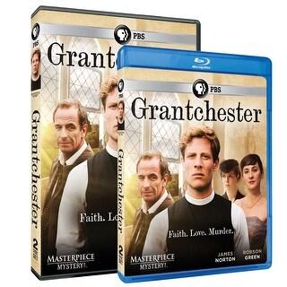 Granchester Season 1 Dvd Or Blu-Ray - Dvd